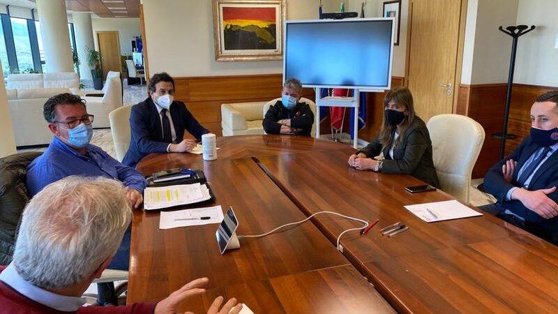 "Imprese balneari, Spirlì: ""Risposte tempestive per avvio stagione turistica"""