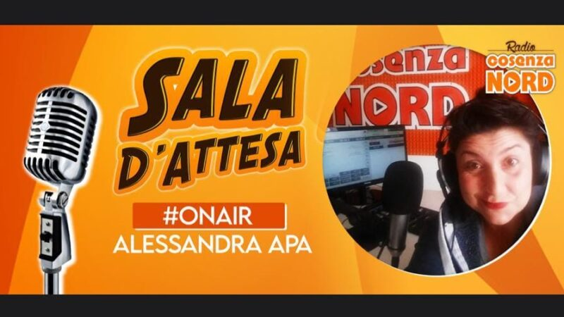 Sala d'attesa: mamma e ostetrica, conduce Alessandra Apa – podcast