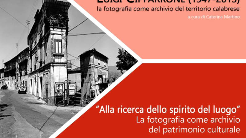 """""""Alla ricerca dello spirito del luogo"""". La fotografia come archivio del patrimonio culturale"""