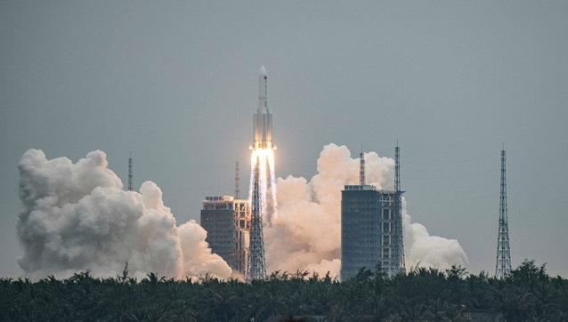 Spazio, il razzo cinese è rientrato nell'atmosfera sull'Oceano Indiano