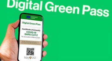 Green pass europeo attivo dal 1 luglio: i tamponi per avere il certificato saranno a pagamento