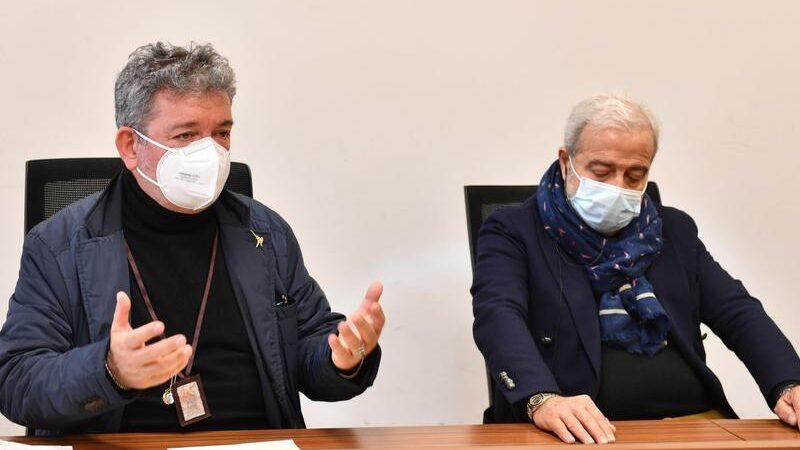 """Covid_19, Spirlì e Longo: """"Dati corretti, basta allarmismi"""""""