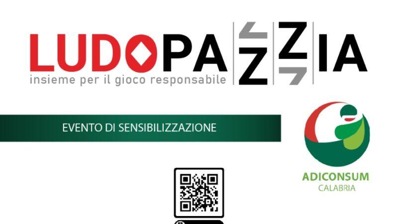 ADICONSUM Calabria: prevenzione e contrasto delle ludopatie, evento al Porto di Tropea 18 e 19 giugno