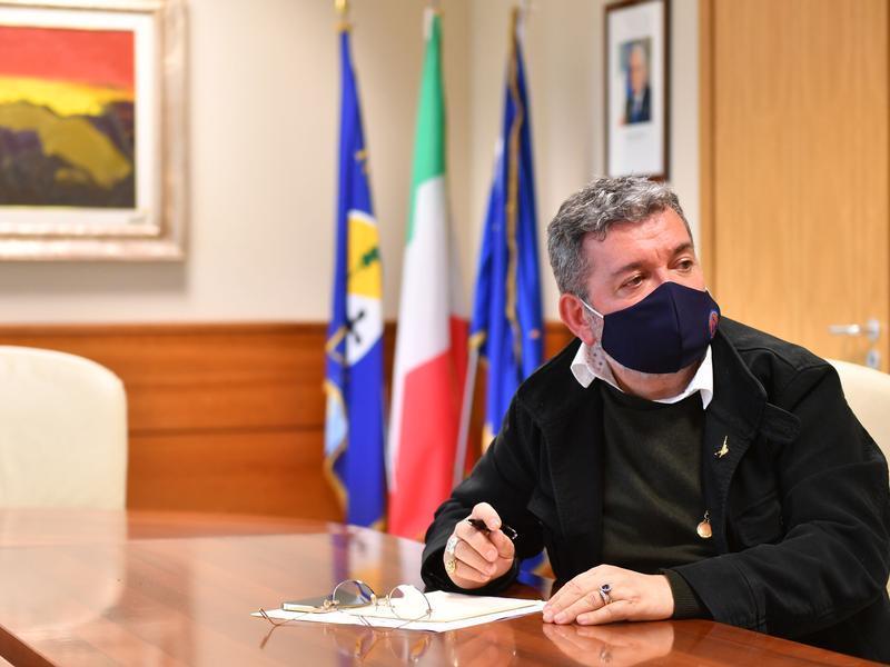 Covid_19, ordinanza di Spirlì: zona rossa prorogata a Terranova da Sibari