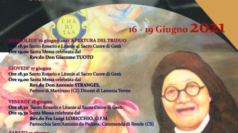 Beata Madre Elena Aiello, Cosenza celebra i 60 anni dalla morte della Monaca Santa