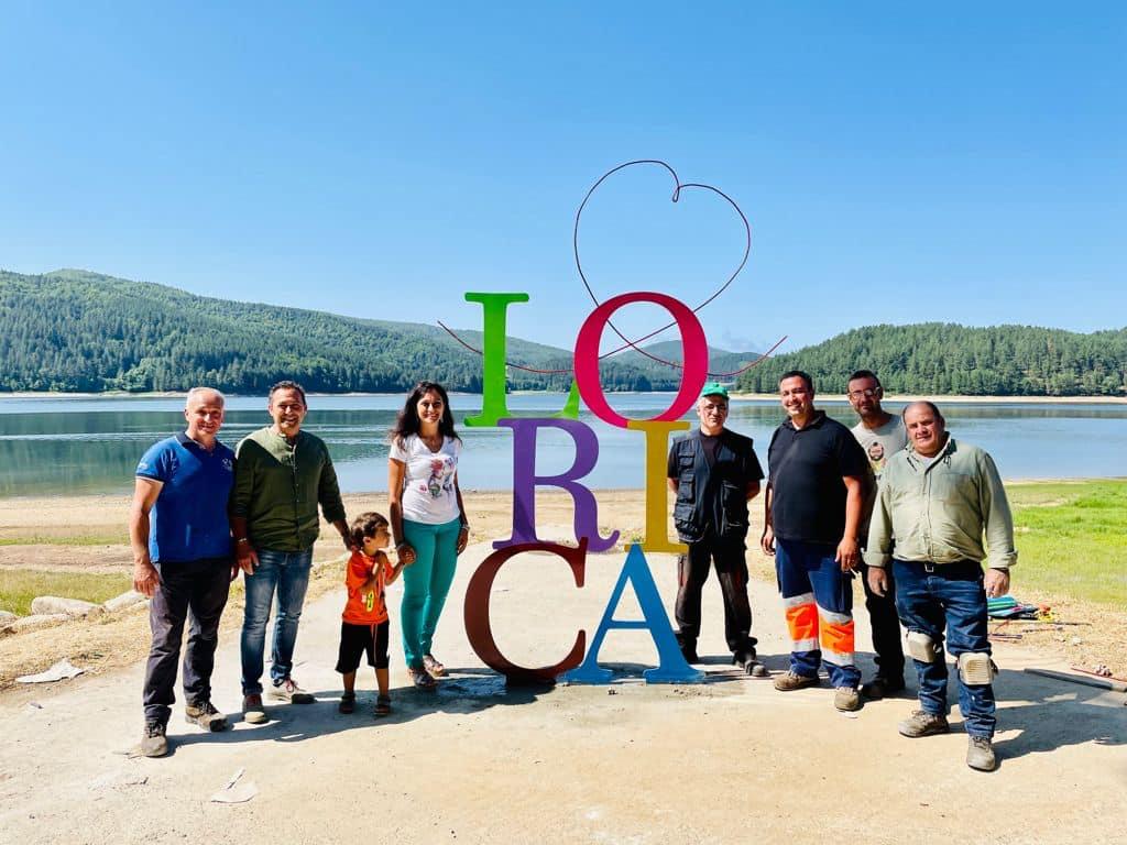 """I Love Lorica: """"Stiamo trasformando la Perla della Sila. Ogni giorno, con pazienza, impegno, colore e calore"""""""