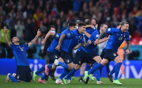 Europei, sarà Sergio Mattarella ad assistere alla finale a Wembley