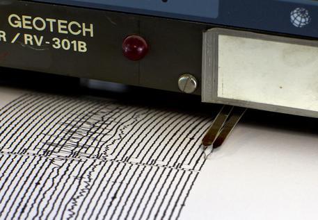 Terremoto di magnitudo 3 nello Stretto di Messina