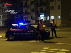 San Nicola Arcella, pregiudicato evade dai domiciliari: arrestato dai Carabinieri