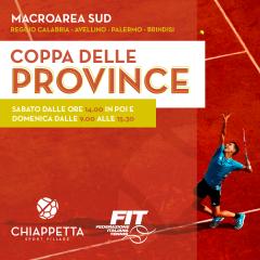 Tennis, a Rende evento nazionale: tutto il Sud alla Coppa delle Province 2021