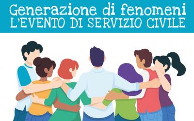 """Notizie dal CSV di Cosenza: """"Generazione di fenomeni"""", l'evento di servizio civile del CSV"""