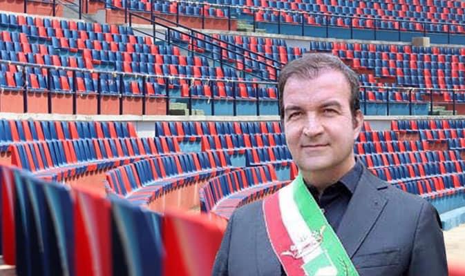 """Cosenza, il sindaco Occhiuto: """"Ho sentito il Presidente del Cosenza Calcio Eugenio Guarascio al telefono e mi ha assicurato che quest'anno allestirà una grande squadra"""""""