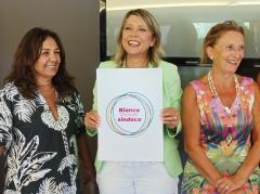 Bianca Rende, candidata sindaca di Cosenza cresce insieme