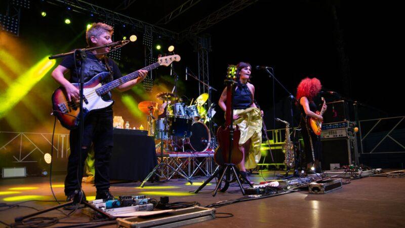 Rende, serata a tutto rock al Chiappetta Fest Village