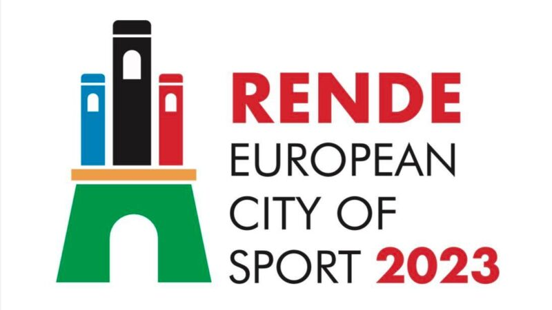 Rende Città Europea dello Sport per il 2023, l'annuncio del sindaco Manna