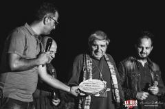 """A Otello Profazio il Premio Cultura d'Onore al """"Li Ucci Festival"""" in Salento"""
