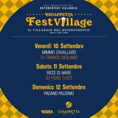 Rende, al Chiappetta fest Village la festa continua…