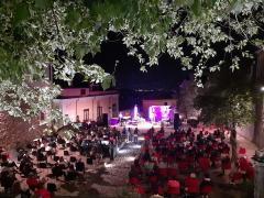 Partenza con il botto per il 27esimo Festival delle Serre di Cerisano (Cs).