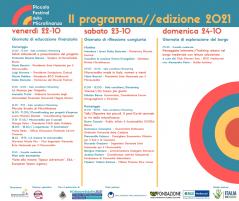 Notizie dal CSV di Cosenza, Piccolo Festival della Microfinanza: nasce in Calabria l'iniziativa per immaginare un'economia più giusta e inclusiva